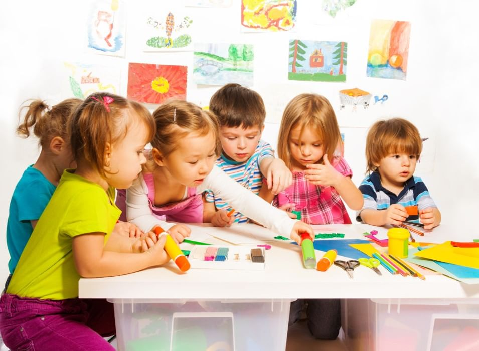 Занятие для детей в картинках