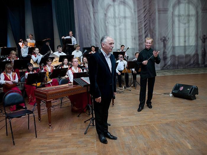 Концертная программа «Россия, опять 17»