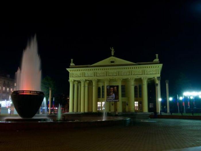 Ночь искусств «В городе N»