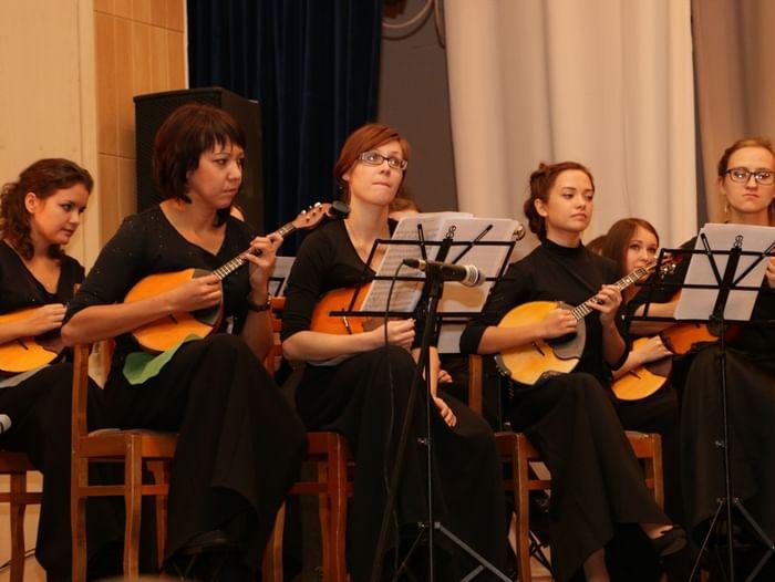 Юбилейный концерт Татьяны Шкербиной