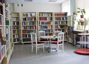 Сельская библиотека села Дай