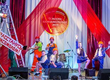 Районный конкурс исполнителей эстрадной песни «Ретро-шлягер»