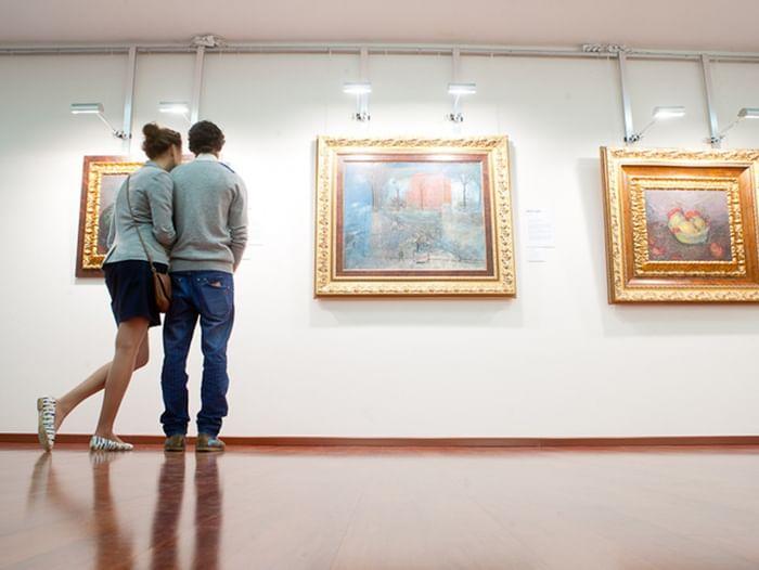 Проект «Выставка одной картины»