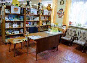 Детская библиотека № 6 им. Ю. Гагарина