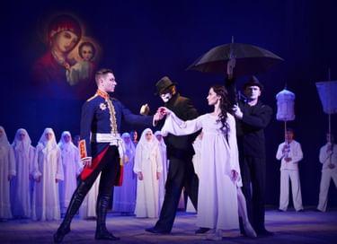 Рок-опера-балет «Юнона и Авось»
