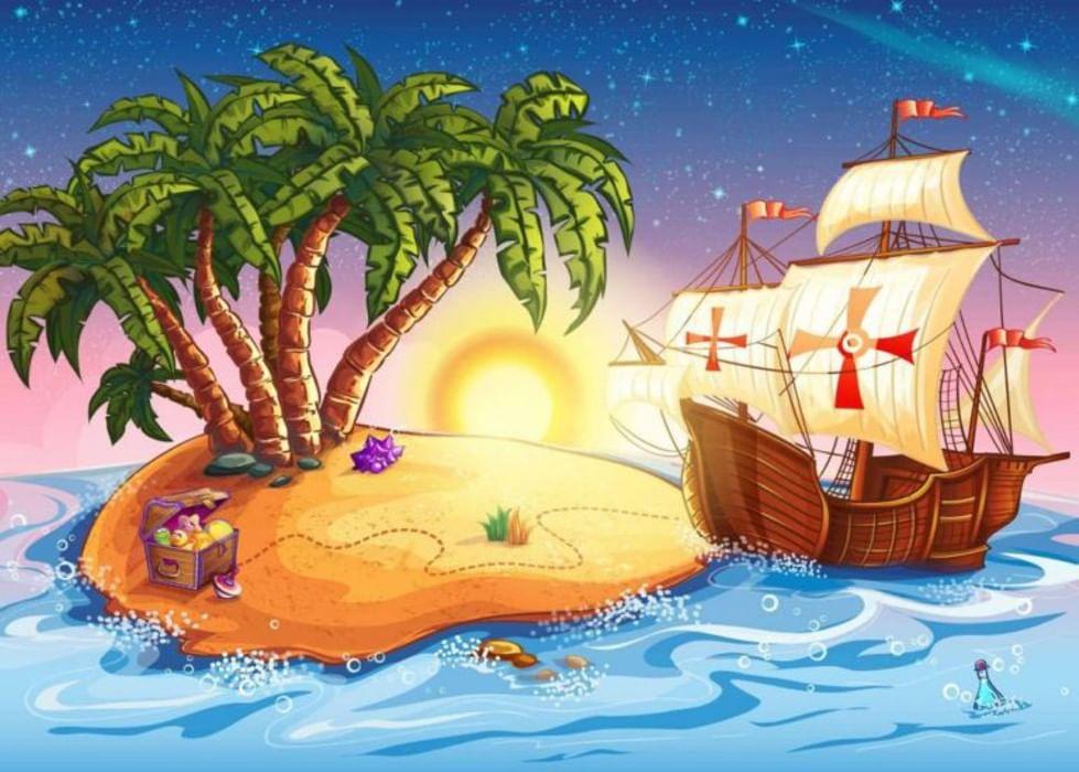 игровая программа остров сокровищ