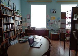 Абрикосовская сельская библиотека-филиал