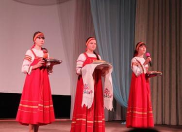 Праздник национальных культур «Мы вместе, мы едины»