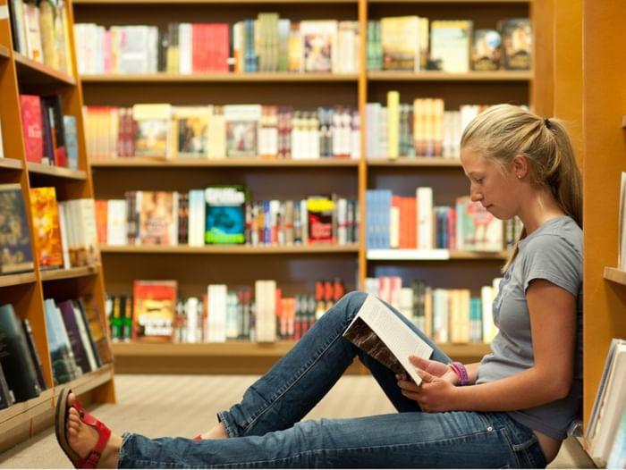 Книжная выставка «Чтение – это суперсила!»