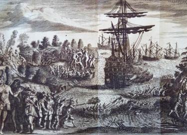 Выставка «Европейские путешественники о Новом Свете»