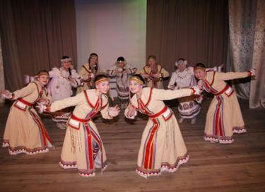 Районный этап республиканского фестиваля «Эвенкийский нимгнакан»