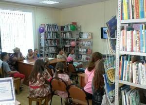 Сельская библиотека «Ключи»