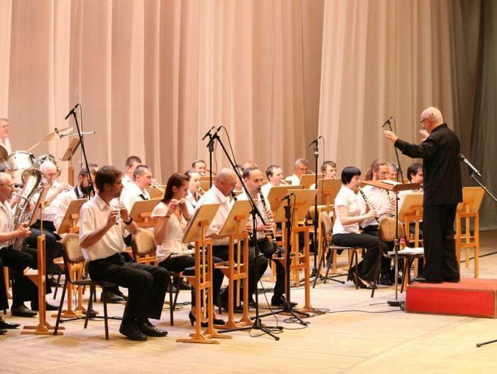 Музыкальная программа Муниципального концертного духового оркестра