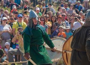 Фестиваль исторической реконструкции пройдет в Москве