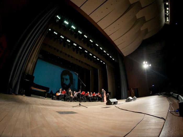 Концерт муниципального духового оркестра