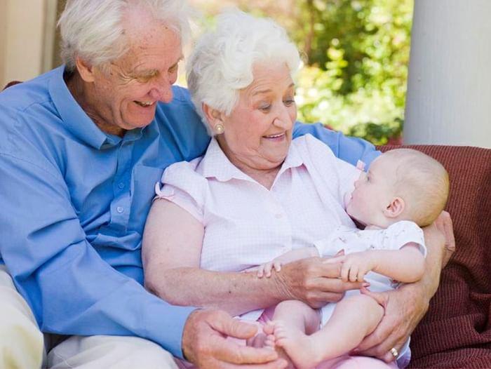 Выставка «Бабушка рядышком с дедушкой»