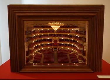 Выставка «Музыкальная история. Большой театр»