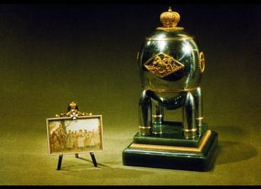Выставка «Василий Зуев – художник фирмы Фаберже. Возвращение в Симбирск. 1917–2017»