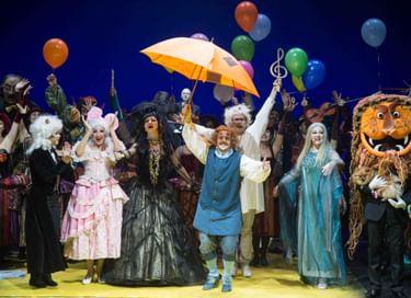 Спектакль «В гостях у оперной сказки»