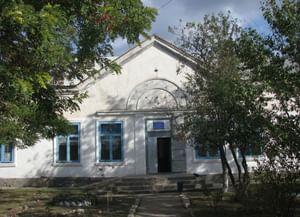 Сельский клуб с. Пчельники