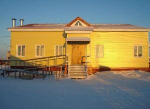 Сельский дом культуры с. Кутопьюган