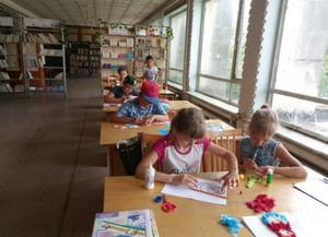 Совхозненская сельская библиотека