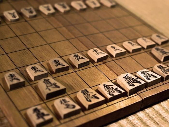 Встреча «Японские шахматы сёги»