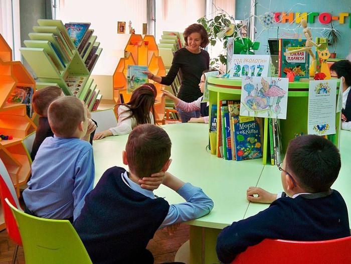 Интерактивная программа «Добрый друг детей – Самуил Яковлевич Маршак»