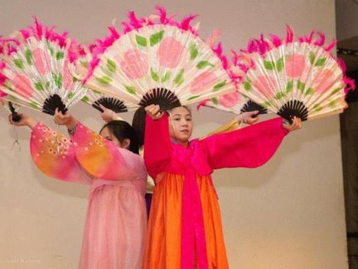 Встреча «День корейской культуры»