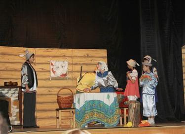 Фестиваль любительских театральных коллективов «Посвящение земляку Михаилу Щепкину»