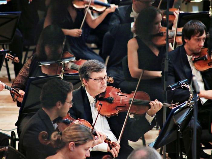 Концерт Российского национального оркестра