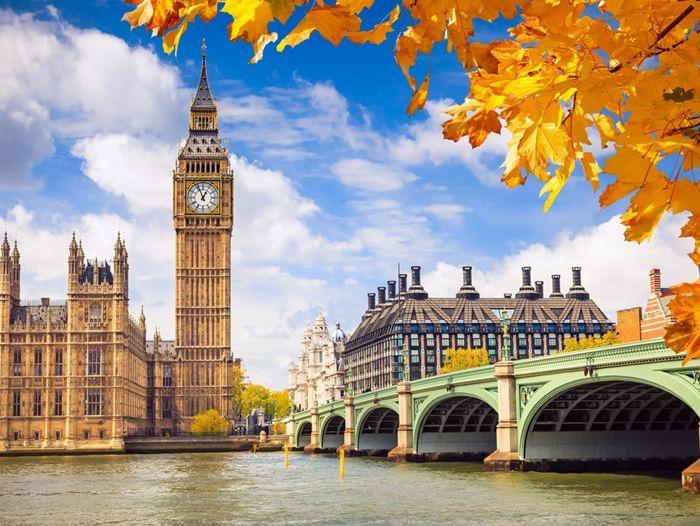 Осенний лагерь «Путешествие в Англию»