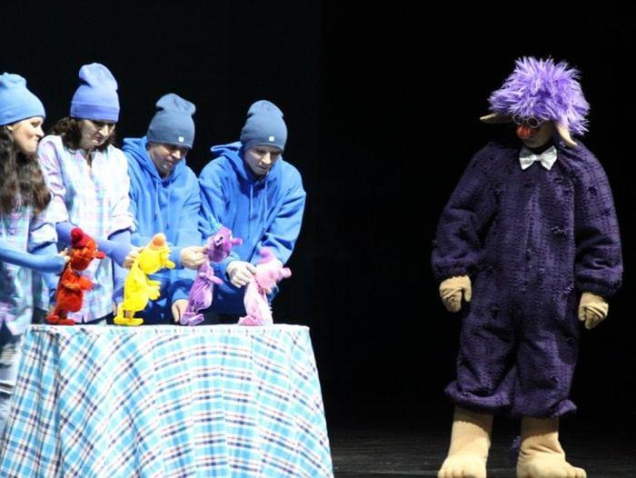 Спектакль «Как Зоки Баду доставали»
