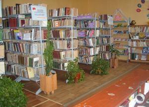 Кургано-Головинская сельская библиотека-филиал