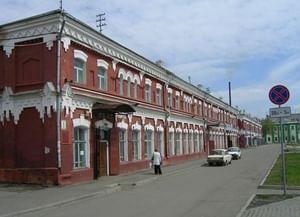 Молодежная библиотека г. Канска