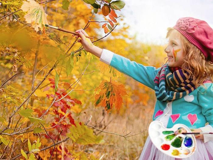 Театрализованная игровая программа «Пусть осень дарит радость!»