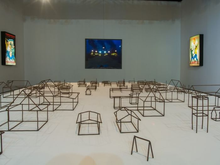 XII Красноярская музейная биеннале «Мир и мiръ»