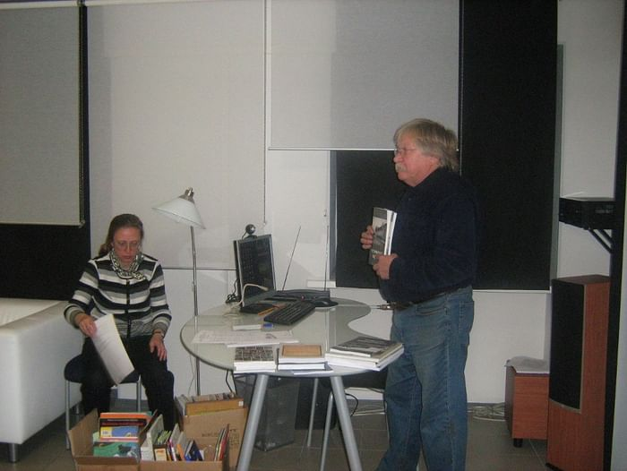 Презентация новых книг по истории Карельского перешейка