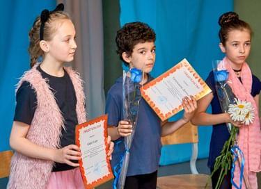 Набор в театральную студию «Детская сцена»