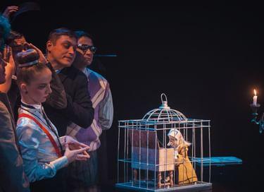 Спектакль «Два путешествия Лемюэля Гулливера»
