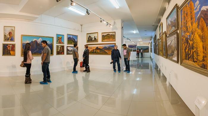Картинная галерея академика Афанасия Осипова
