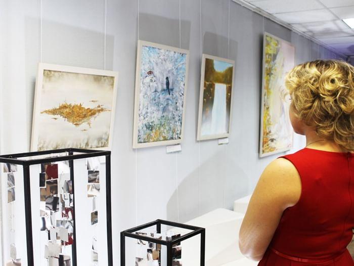 Выставка Анны Серебряковой «Искушение»