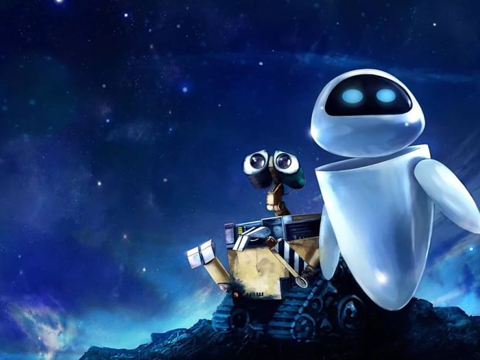 Просмотр мультфильма «Валл-И!»
