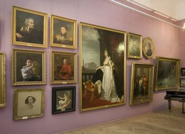 Экспозиция русского искусства XVIII – начала XX в.