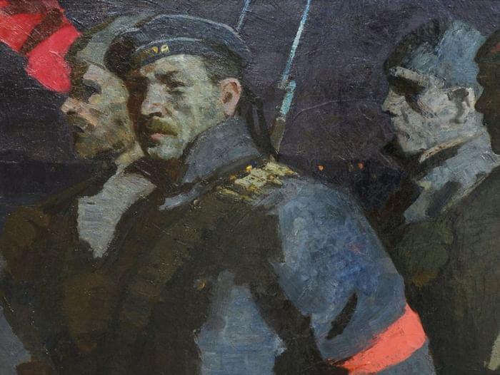 Встреча «Художники и революция»