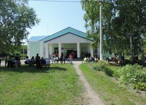Крапивенский дом культуры