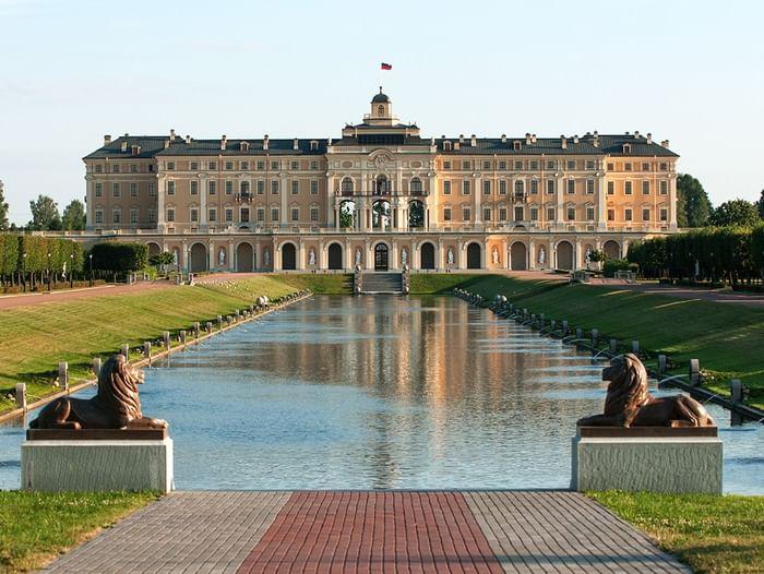 Лекция «От царского дворца до президентской резиденции (Константиновский дворец)»