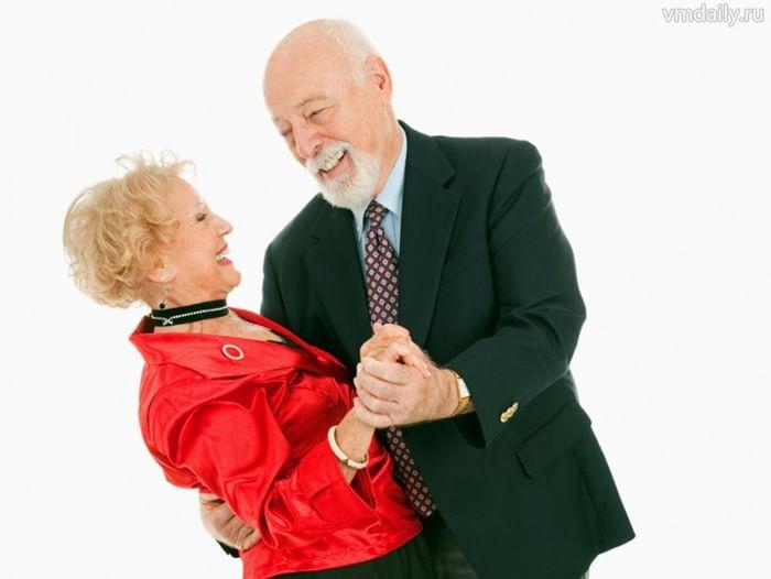 Танцевальный вечер «Для тех, кто не считает годы»