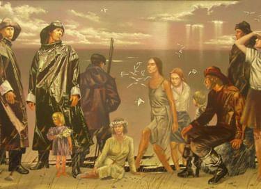 Выставка «Труд и отдых в советской стране»