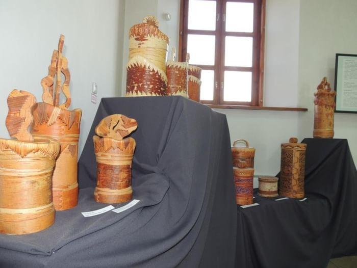 Выставка «Береста Сибири»